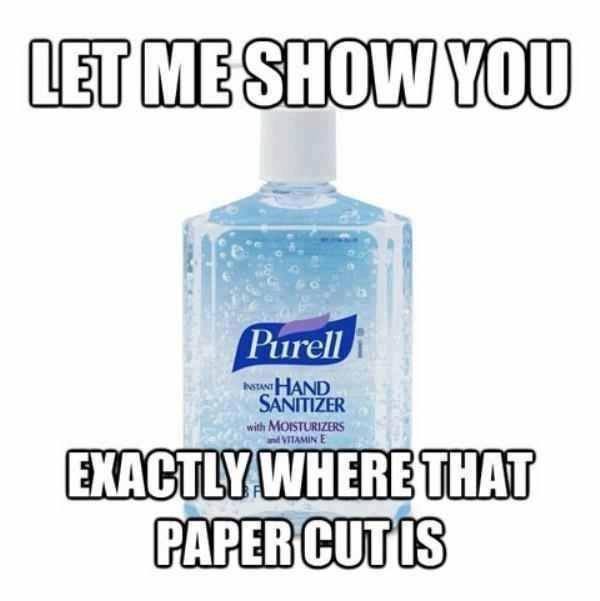 douchebag sanatizer. .. let me show you how nobody uses hand sanitizer douchebag sanatizer let me show you how nobody uses hand sanitizer