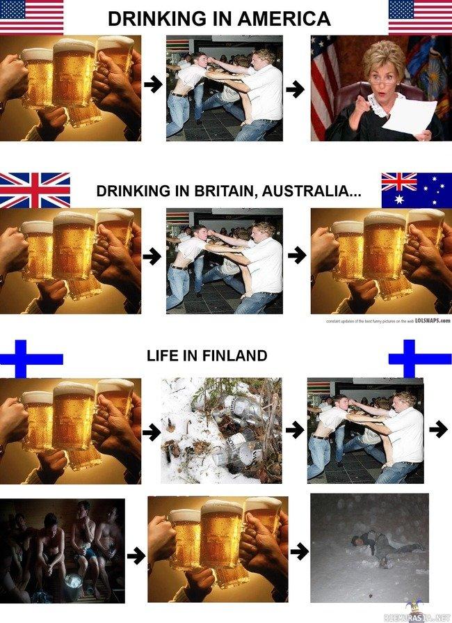 drinking. . drinking