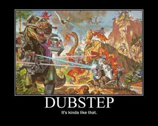 Dubstep. .. <<<< But it green thumb Dubstep <<<< But it green thumb