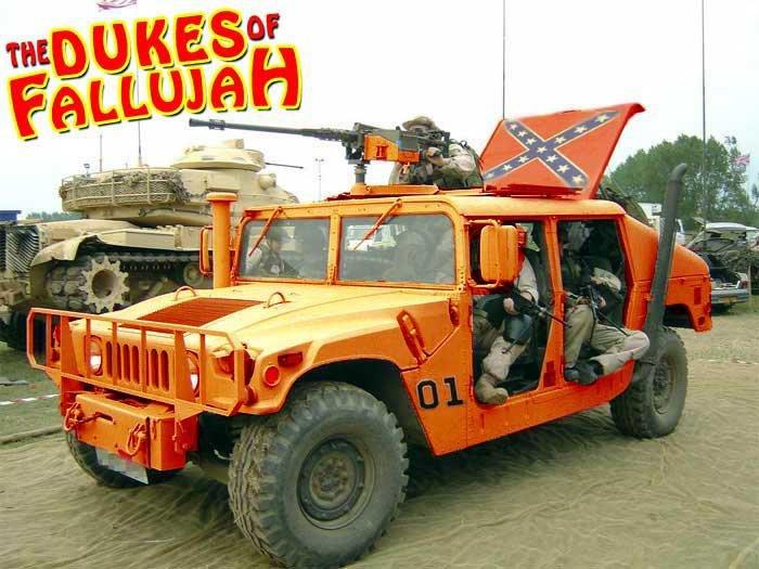 Dukes of Fallujah. .. I...want...one O_O Dukes of Fallujah I want one O_O