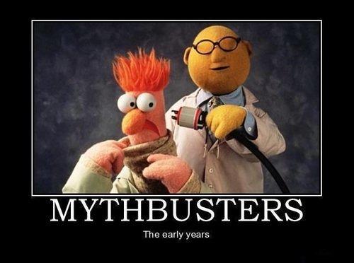 Ha. . EH a. More like Meethbusters, huh? Ha EH a More like Meethbusters huh?