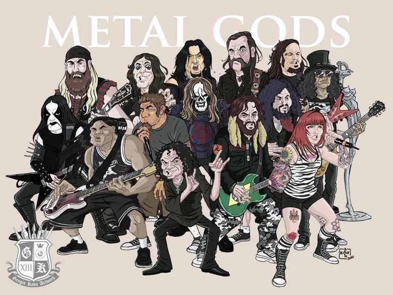 Hail to the Gods of Metal. .. >Metal Gods >No Rob Halford >MFW Hail to the Gods of Metal >Metal >No Rob Halford >MFW