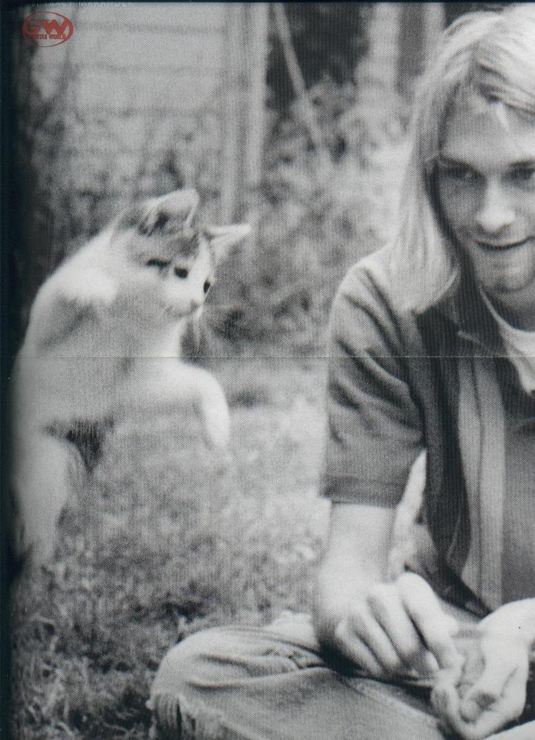 Happy Birthday Kurt.. Today Kurt Cobain would be 45 if he was still with us, happy birthday!.. happy birthday. kurt cobain happy Birthday Music Nirvana