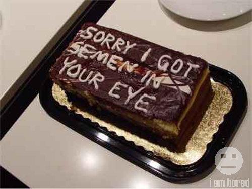 Happy Valentine's Day. . Valentines Day Cake Semen sorry FUNNYJUNK