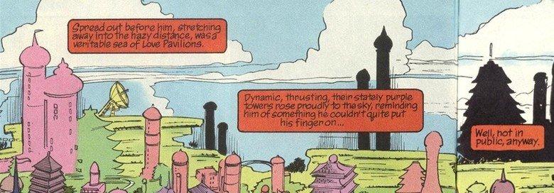 Harem planet. . Ill. Source, please? lobo comics Penis