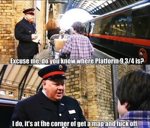 Harry Potter, silenced.. . Harry Potter silenced