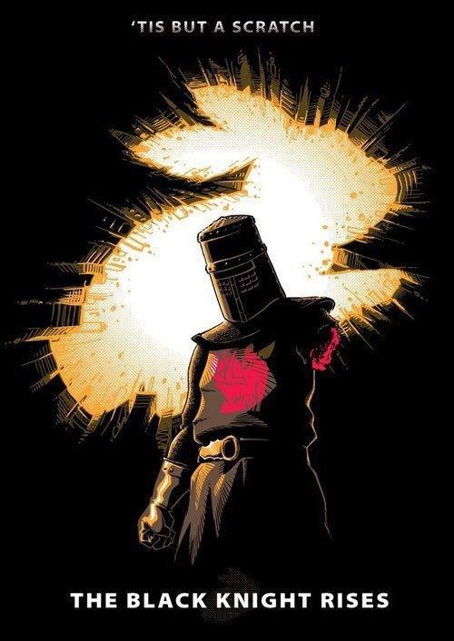 He rises. . THE BLACK KNIGHT RISES. i just got a new background, thanks dude He rises THE BLACK KNIGHT RISES i just got a new background thanks dude