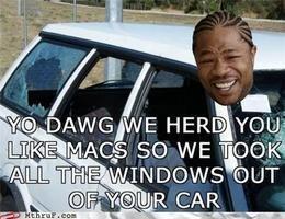 Heard you like macs. . illa, HERB) Yous an WE. Oh ho, is funny because he is black Heard you like macs illa HERB) Yous an WE Oh ho is funny because he black