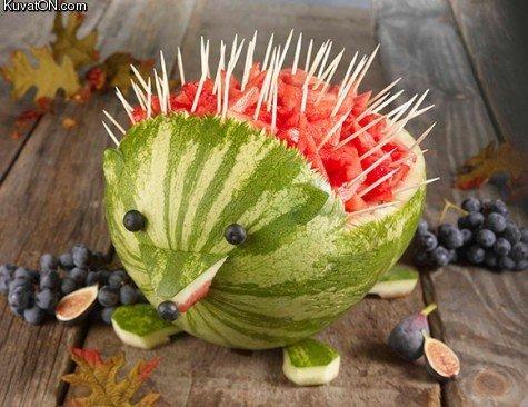 Hedgehog Melon. . cxan,. Cheestoise Hedgehog Melon cxan Cheestoise
