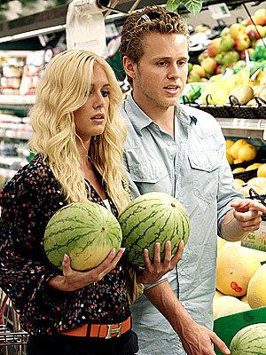 Heidi's Melons. kinda ironic dont cha think.. niceee heidi spencer melons