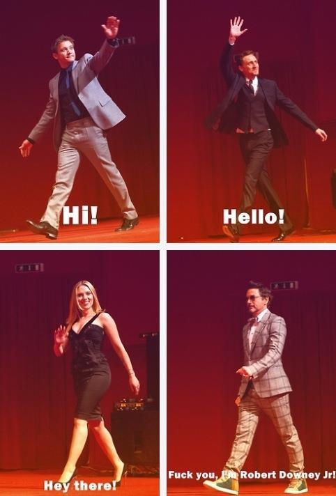 hello. hypno-toad commands you to subscribe. Hello! hi hello hey fuck You im robert downy Jr avengers actors