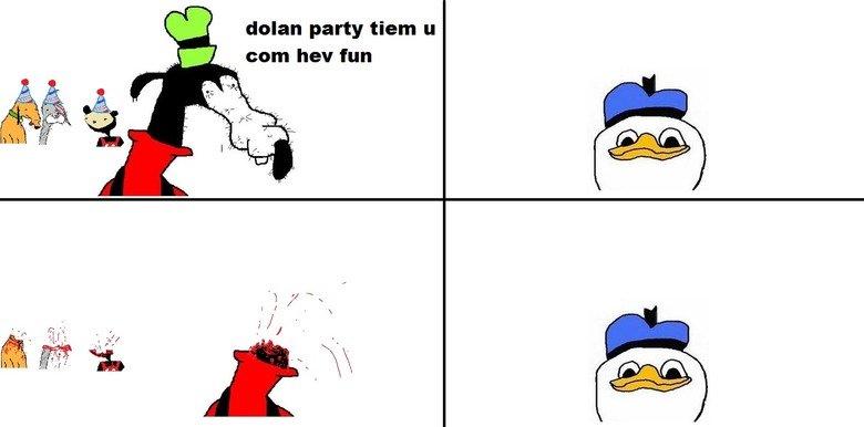 Here's dolan. . Here's dolan