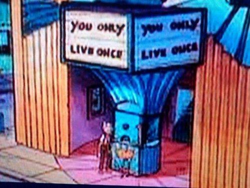 Hey Arnold YOLO. . Hey Arnold YOLO