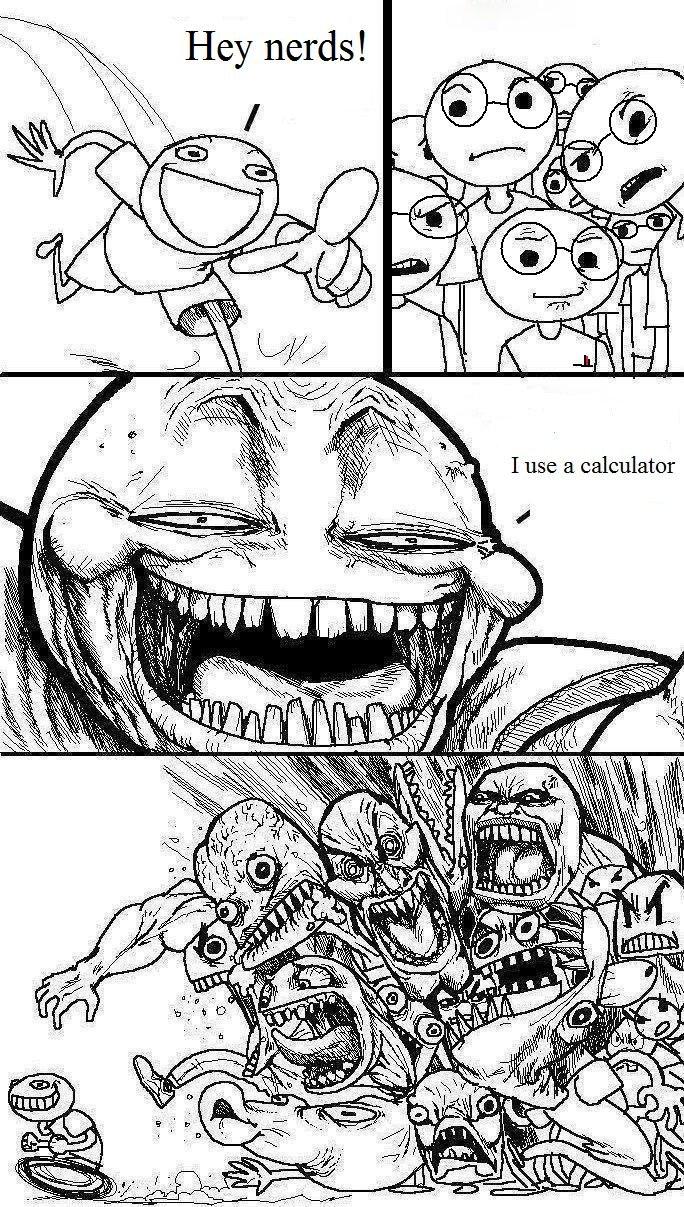 Hey Nerds!. Trolling nerds.... trolls troll Nerds FUNNYJUNK trolling nerds save saving stickfigures