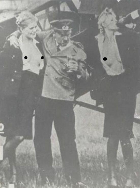 Hitler. Could this be. Hitler Could this be
