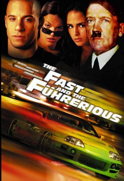 Hitlerious. Führious speed. Hitlerious Führious speed