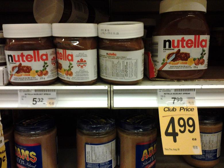 Hmm cant decide nutella. . munlu Mann we 'tlt Club Price Hmm cant decide nutella munlu Mann we 'tlt Club Price