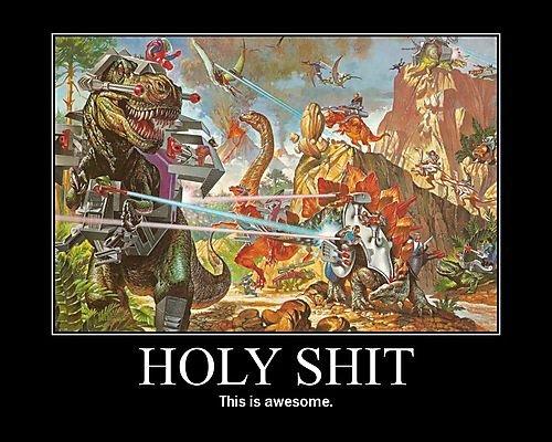 Holy Fucking Shit. DO WANT.. This is awesum E. dinosaur holy shit