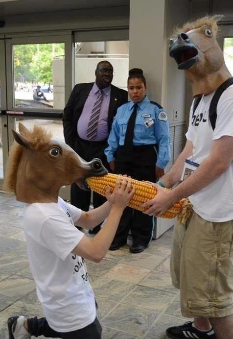 horsecorn. .. White people horsecorn White people