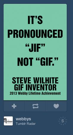 "How do you prononounce .gif files ?. . HIP"" STEVE WILLSTE tair an Hail! manna. >jraffical interchange format How do you prononounce gif files ? HIP"" STEVE WILLSTE tair an Hail! manna >jraffical interchange format"