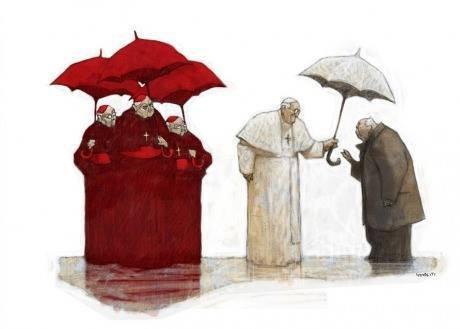 How I see the new Pope. . How I see the new Pope