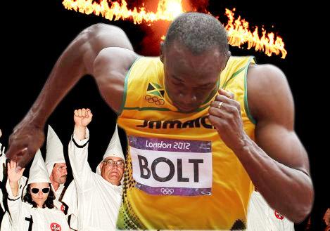 How Usain Bolt learned to run.. . How Usain Bolt learned to run