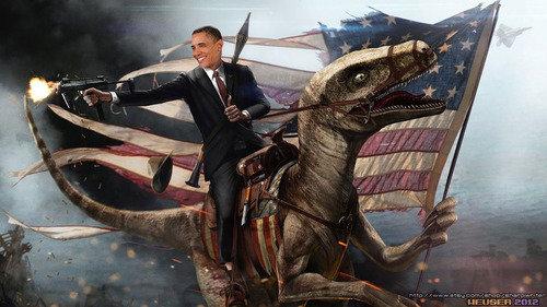 How we see Obama. #2termz. How we see Obama #2termz