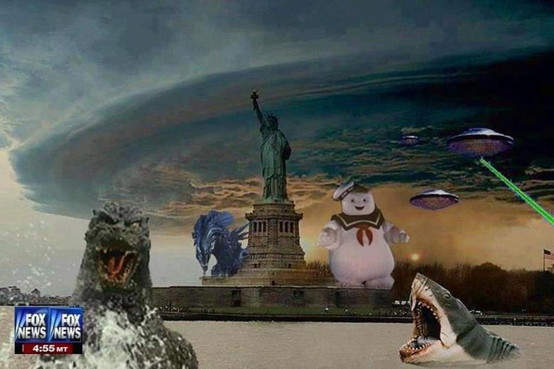 Hurricane Sandy. Seems Legit. Hurricane Sandy Seems Legit