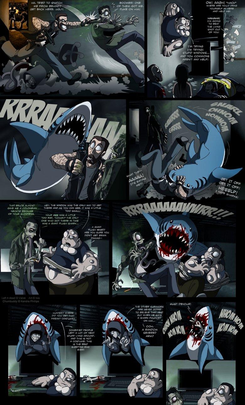 L4D: Shark. i love you