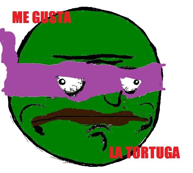 La Tortuga. I like Turtles. turtles Make me Horny