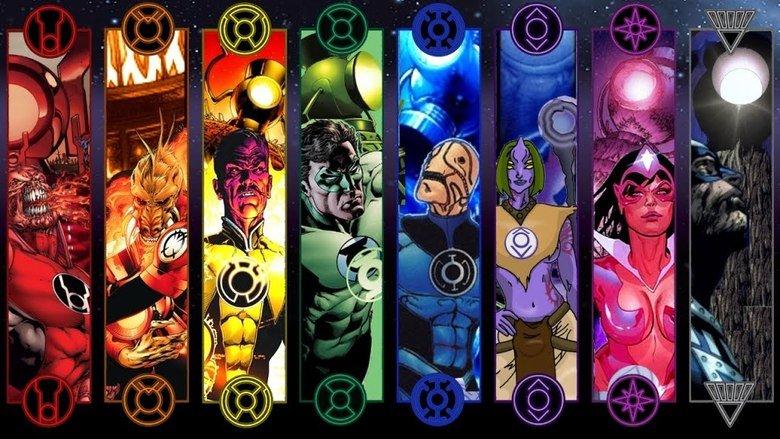 Lantern Corps. . Lantern Corps