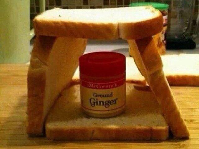 lazy gingerbread house. .. Tho lazy gingerbread house Tho