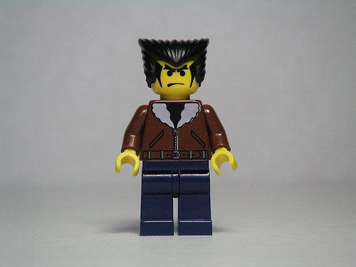lego wolverine. i found some cool lego guys<br /> thumb and comment. lego wolverine i found some cool guys<br /> thumb and comment