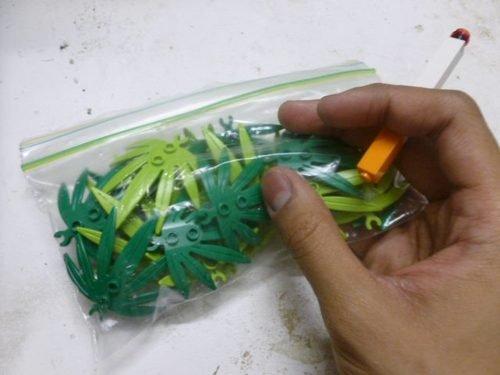 Legolize it. Not OC. weed Penis
