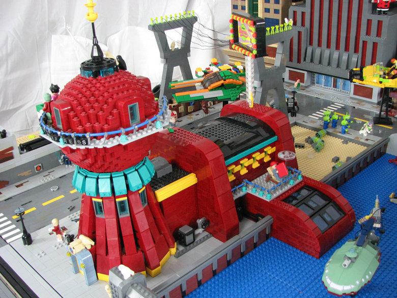 Legos. .. Run, Buzz Lightyear, run!! Legos Run Buzz Lightyear run!!