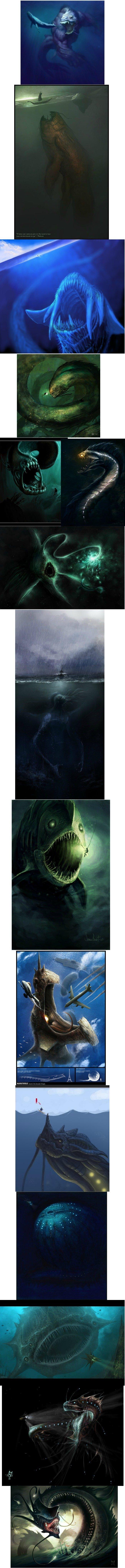 Leviathan comp. . Leviathan comp
