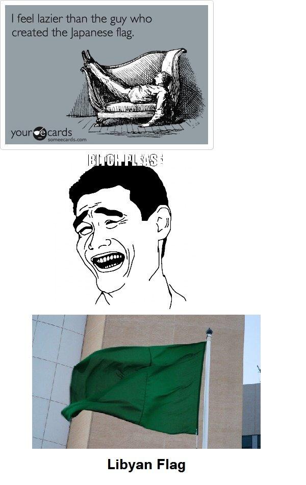 Libyan Flag. oc. Libyan Flag. French flag. Libyan Flag oc French flag