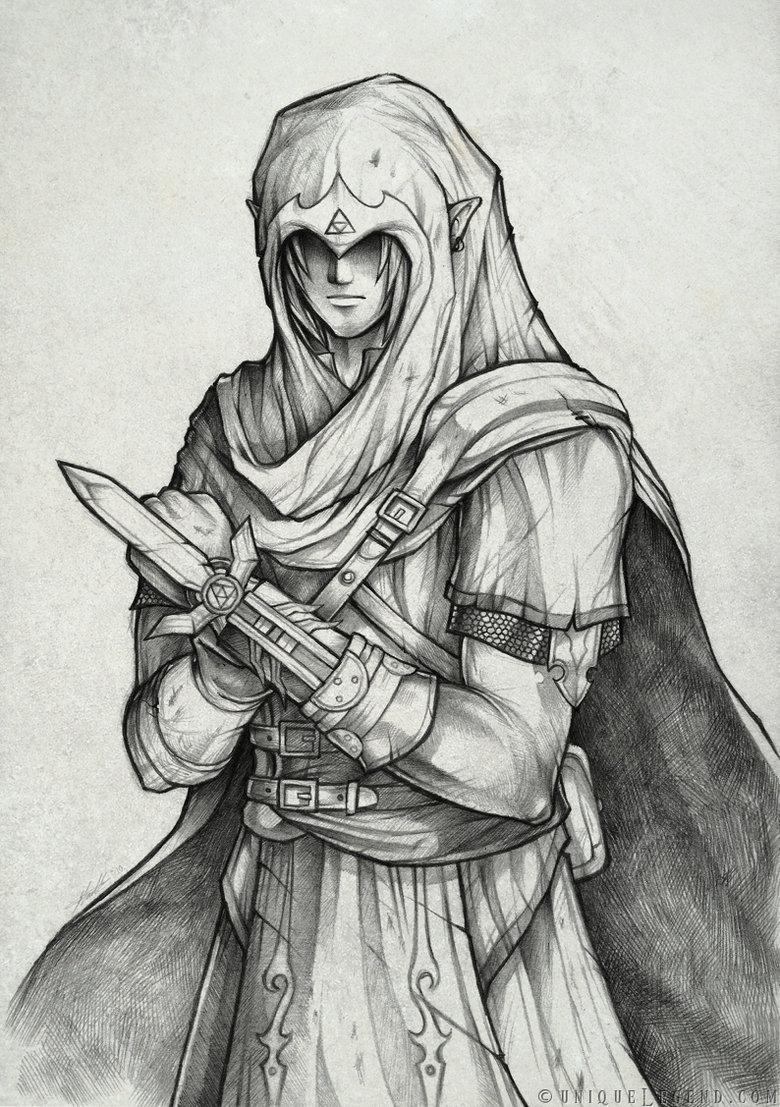 Link's Creed. .. It's beautiful NippleCock