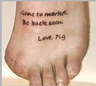 LITTLE PIGGY. Little Piggy . foot piggy lol