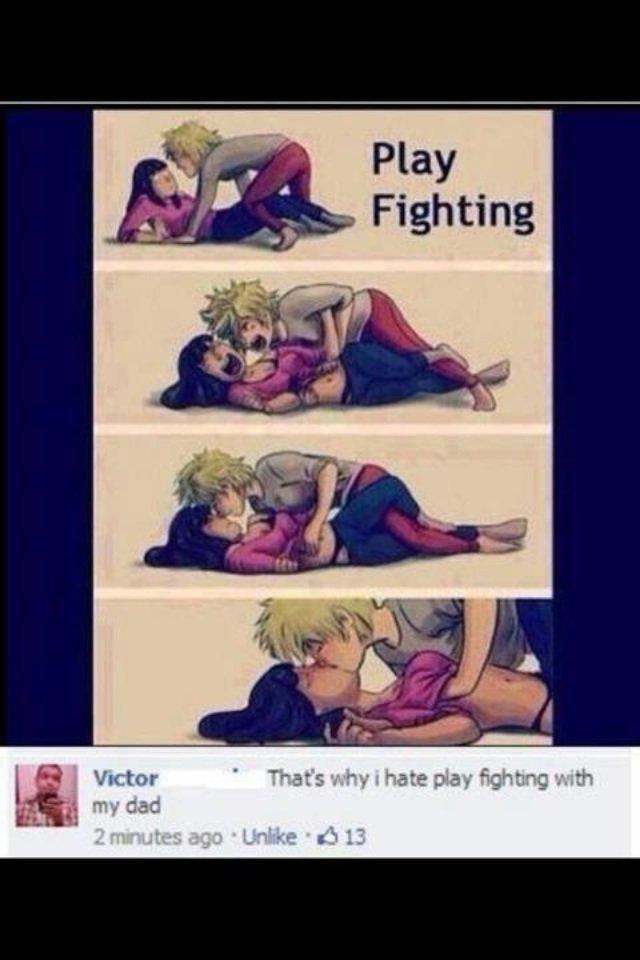 Lol What!?. . Fighting WW dad