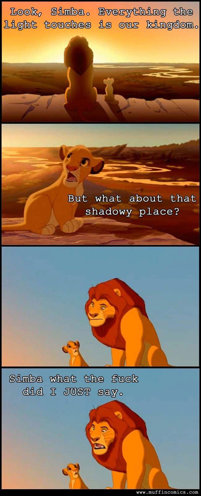 "look, simba. . what about ', shadowy place? iii"" ma 'iig. itoi& dldo, ti: 2, E mating gays look simba what about ' shadowy place? iii"" ma 'iig itoi& dldo ti: 2 E mating gays"