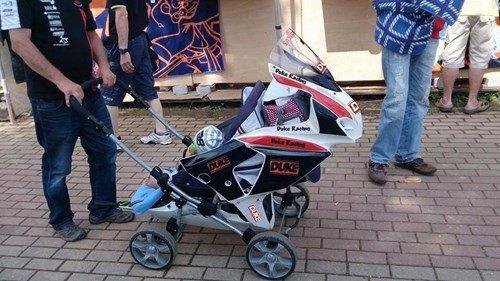 Looking for a speedy stroller. . Speed stroller baby