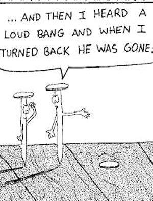 LOUD BANG. . LOUD BANG