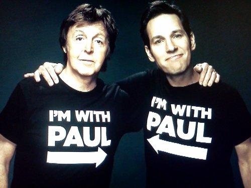 Paul and Paul. . Paul and