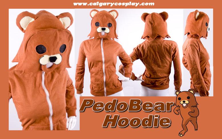 Pedobear Approves.... . pedobear pedophile Hoodie cosplay