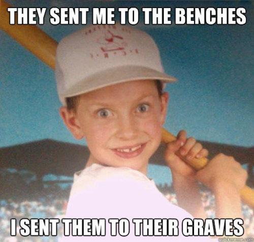 PeeWee Baseball. . THEY SENT ME m BANISHES. sounds like something he would do PeeWee Baseball THEY SENT ME m BANISHES sounds like something he would do