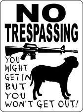 Perro de presa Canario(guard dogs). . BIO MIGHT GET IN BUT rot) WON' T GET GUT.'. Beware. Telekinetic dogs with rifles. Perro de presa Canario(guard dogs) BIO MIGHT GET IN BUT rot) WON' T GUT ' Beware Telekinetic dogs with rifles