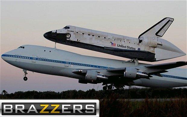 Plane Rape. Pretty self explanatory..... plane shuttle landing brazzers