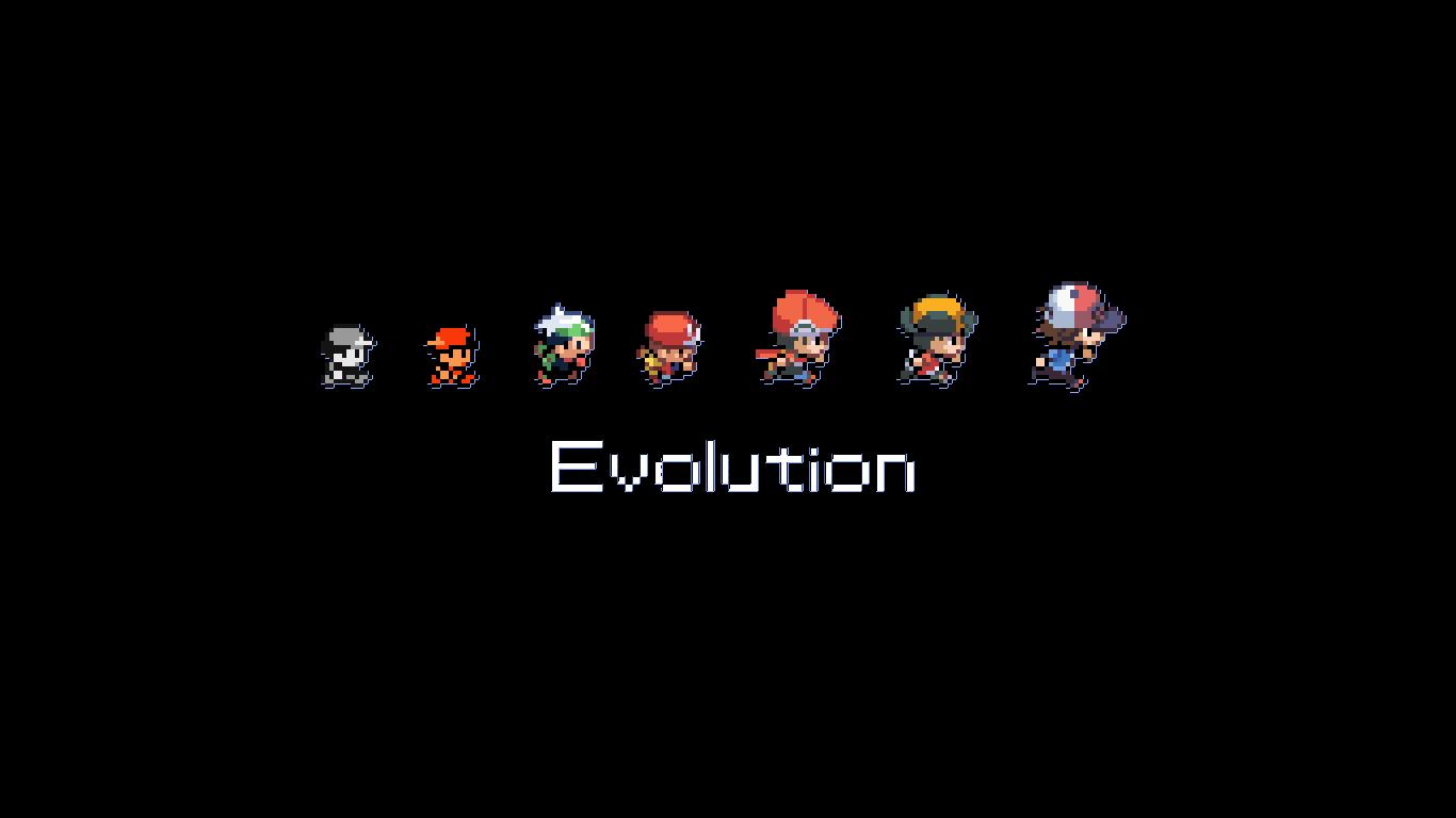 Pokemon 4/32. .. Left out diamond and pearl. Pokemon evolution