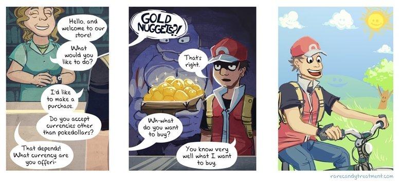 "Pokemon logic. Credit to rarecandytreatment.com. Loella. and in gm anew t:. tity tfu cuarto E That L. 'f'. ""fun than Vera gnu rosier' t"" h, bug. When he finally reaches the next town. Pokemon"